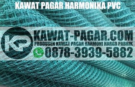 HARGA KAWAT HARMONIKA PVC
