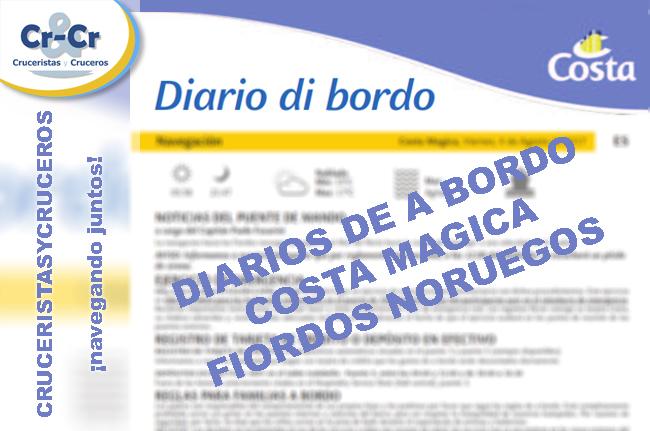 costa - DIARIOS DE A BORDO COSTA MAGICA 2017 - FIORDOS NORUEGOS Diarios-costa-magica