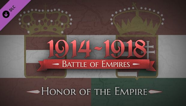 BATTLE OF EMPIRES 1914.1918 HONOR OF THE EMPIRE-PLAZA