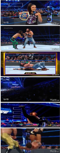 Download WWE Smack Down Live 3rd Sep 2019 Full Episode HD 360p | Moviesda
