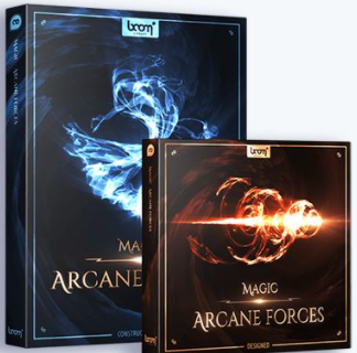 Sound Libraries - Boom Library - Magic - Arcane Forces [WAV]