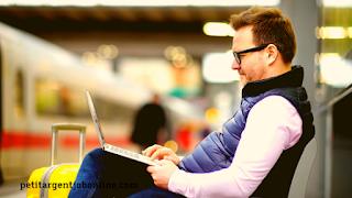 Homme, travailler sur internet, top sites pour freelances
