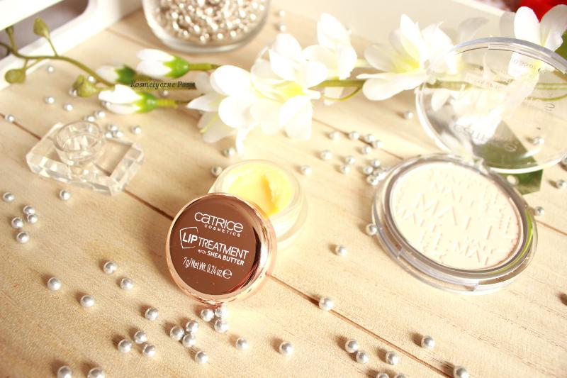 Catrice Lip Treatment shea butter