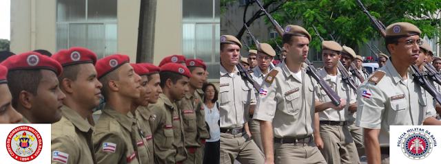 Corpo de Bombeiros Militar - CBMBA e Polícia Militar - PM-BA: segue em andamento escolha da banca