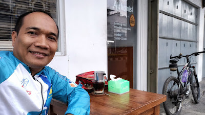 Ngopi Pagi di Alchemist Coffee & Roastery Tasikmalaya