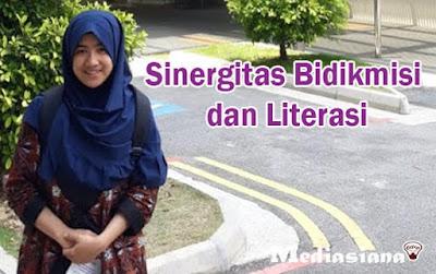 Sinergitas Bidikmisi dan Literasi