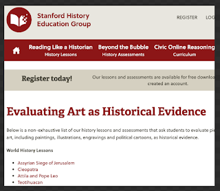 Free Teaching Resources for History Teachers