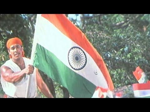 Wo Desh Hamara Hai - Udit Narayan, Alka Yagnik, Kumar Sanu, Sapna Mukherjee Lyrics In Hindi
