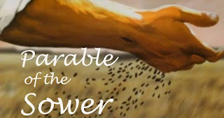 19 September 2020: Catholic Daily Reading + Reflection - Parable Of The Sower