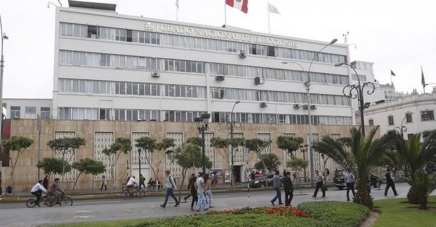 JNE: Jurado Nacional de Elecciones desmiente existencia de supuesta resolución que proclama resultados de segunda vuelta