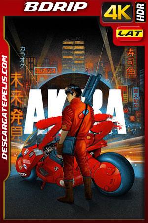 Akira (1988) 4k BDrip HDR Latino – Japones – Ingles