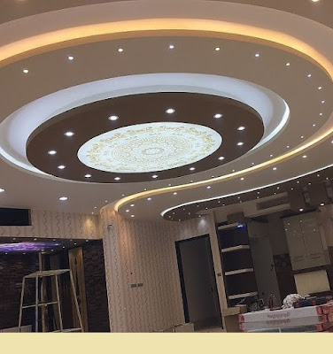 Latest60 Modern false ceiling designs gypsum board ceiling designs for living rooms 2020