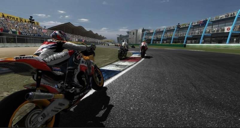 MotoGP 08 español