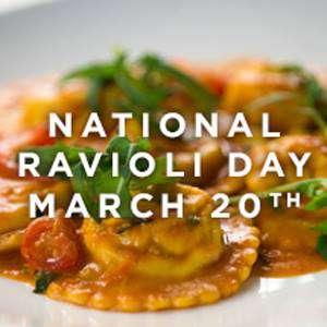 National Ravioli Day Wishes Pics