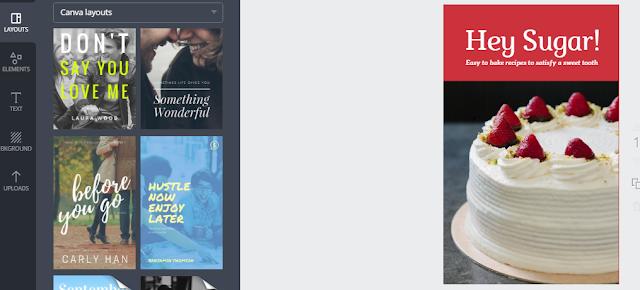 تصميم غلاف كتاب إحترافي بدون خبرة في الفوتوشوب والربح منه