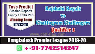 Today CCH vs RAR Fantasy 11 sure Team reports