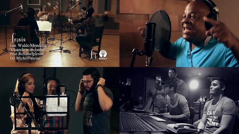 FRASIS & Waldo Mendoza - ¨Cuando te encontré¨ - Videoclip - Director: Michel Pascual. Portal Del Vídeo Clip Cubano