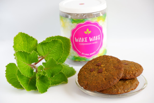 Wake Wake Cookies