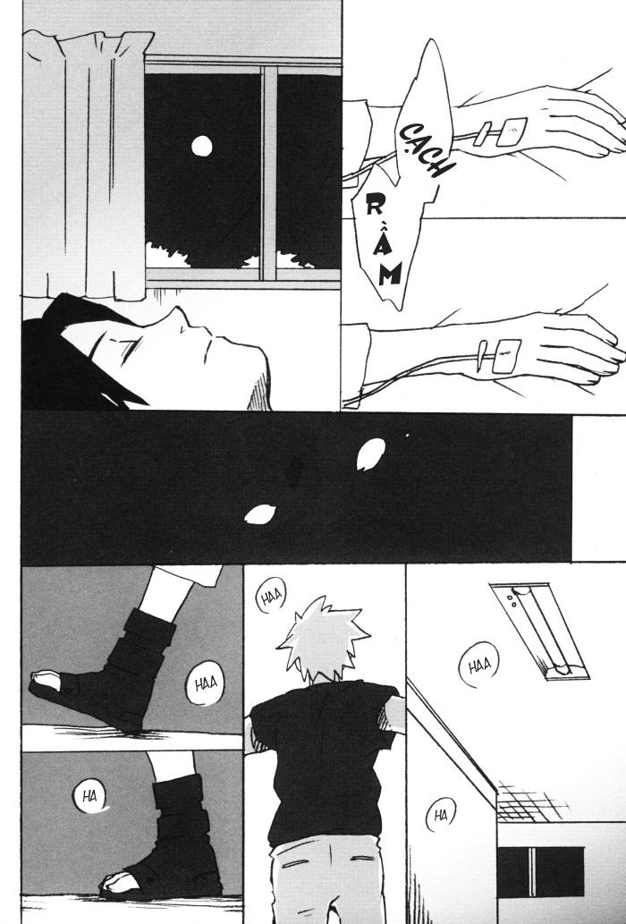 Hình ảnh truyentranh8.com 032 in Naruto Doujinshi - White paper
