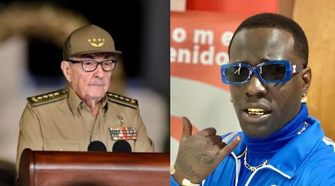 """Revelan que """"Bajanda"""" de Chocolate MC fue escrito en contra del dictador Raúl Castro"""