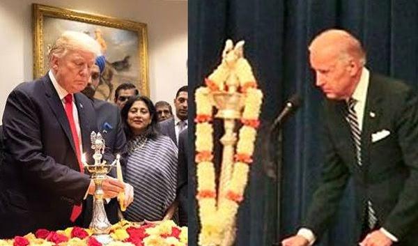 अमेरिकेतील हिंदू व्होटबँक