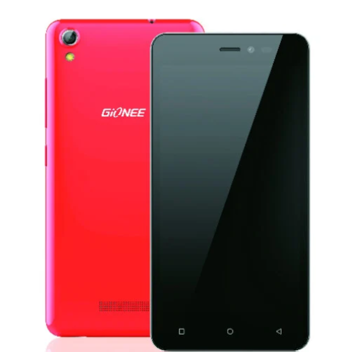 Gionee P8W Frp reset file