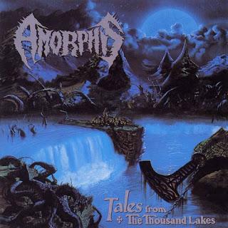 """Ακούστε τον δίσκο των Amorphis """"Tales from the Thousand Lakes"""""""