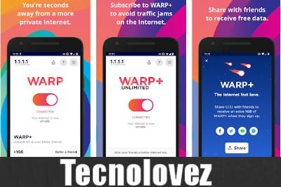 Cloudflare WARP - VPN gratis per navigare su internet sicuro, anonimo e protetto