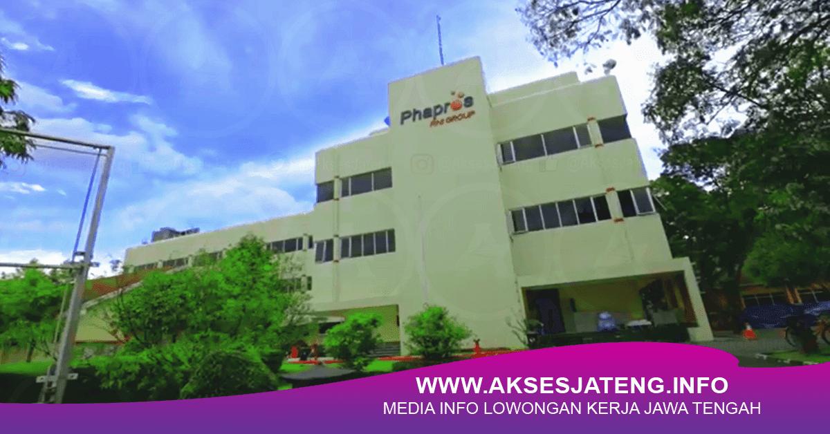 PT Phapros Tbk (RNI Group)