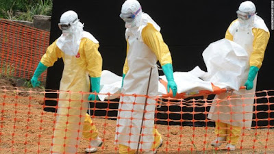 Congo records 13 cases of Ebola