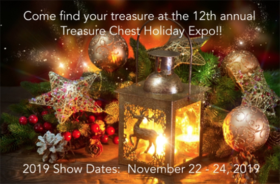 Treasure Chest Holiday Expo 2019