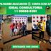 Copa Nambi: Média de quatro gols por jogo neste domingo