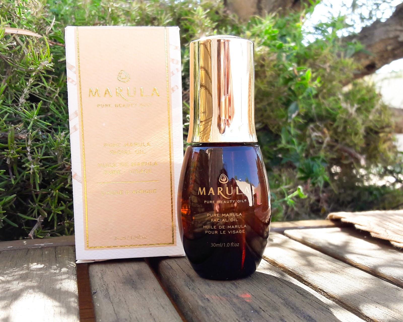 huile de marula