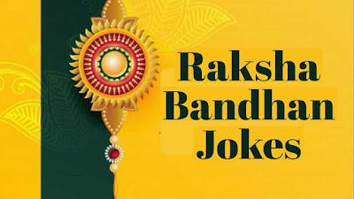 Best {2021} Raksha bandhan whatsapp jokes   Rakhi Funny Wishes in Hindi