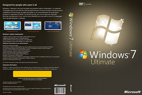 Windows 7 Ultimate Full Version ISO Free Download 32-64Bit [Latest]