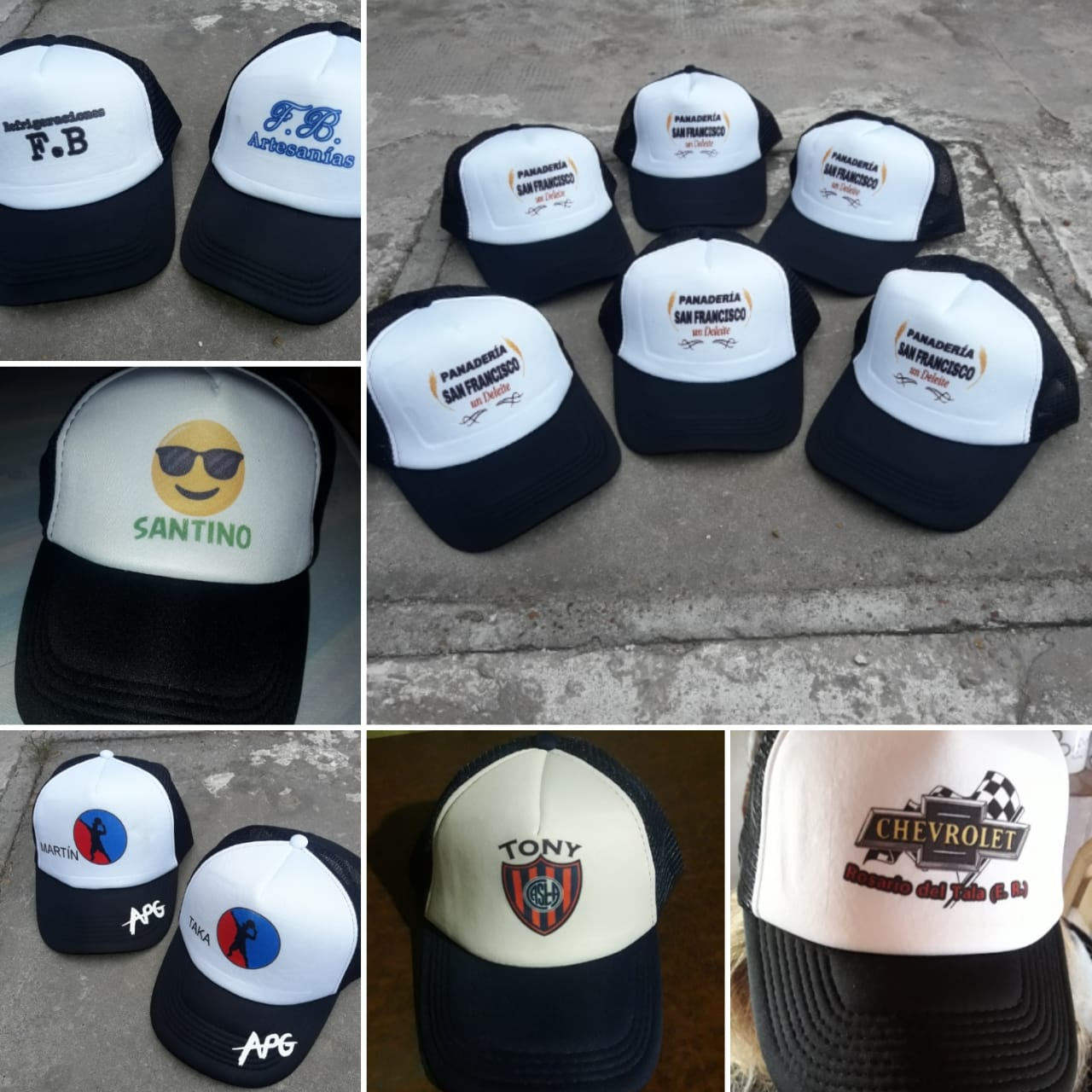 gorras exclusivas