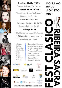 III FEST CLÁSICO RIBEIRA SACRA 2021