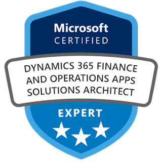 CERT-Expert-Dynamics365-Finance-and-Operations-Apps-Solution-Architect