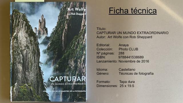 Libro_Fotografia_Capturar un mundo extraordinario