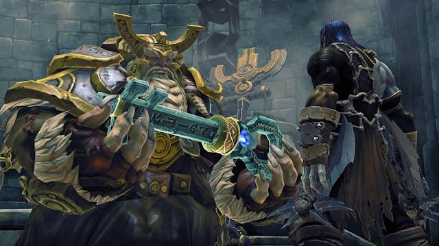 Darksiders 2 Free Download PC Game