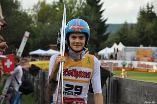 David Siegel wygrywa w Erzurum