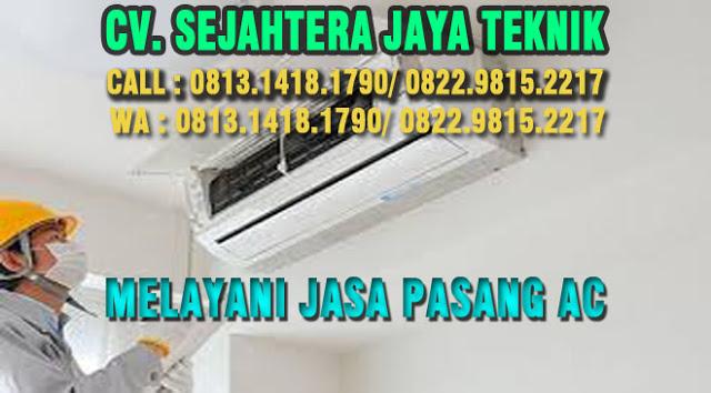 SERVICE AC 24 JAM DI JAKARTA PUSAT