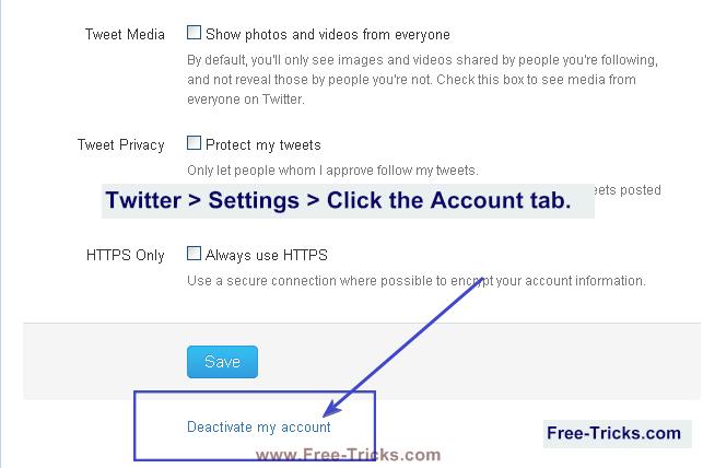 Go Follow Deleting Account