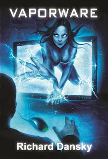 Vaporware, by Richard Dansky (Book Cover)