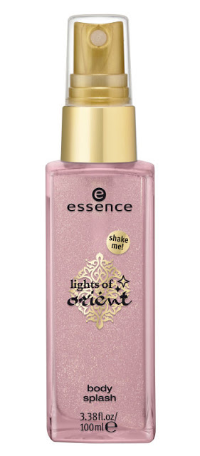 ESSENCE - Lights of Orient - Oriental Body Splash
