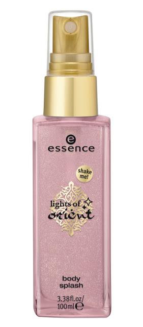 ESSENCE - Lights of Orient - Oriental Body Splash