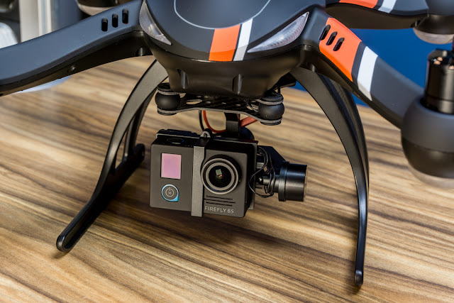 Review Drone Eachine Pioneer E350 Kecil-Kecil Tapi Pintar