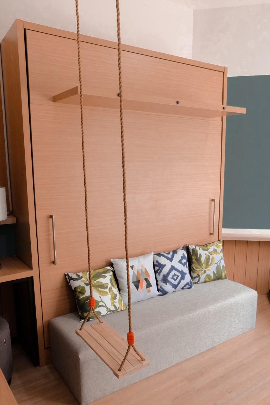 desain apartemen untuk kaum millenial