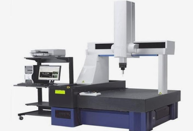 what is cmm machine coordinate measuring machines