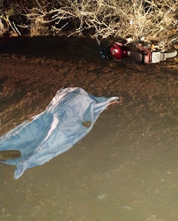 Soledade, grave acidente deixa vitima fatal na zona rural